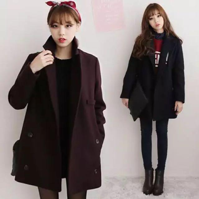 韓風 版型超好外套