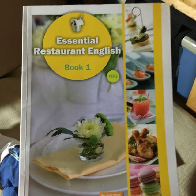 Essential Restaurant English