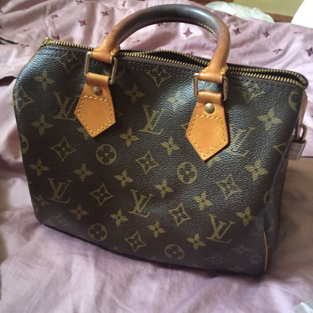 <RESERVED>FAST DEAL! LV SPEEDY 25