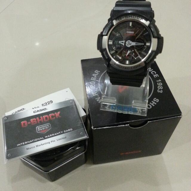 G-shock Watch For Sale!