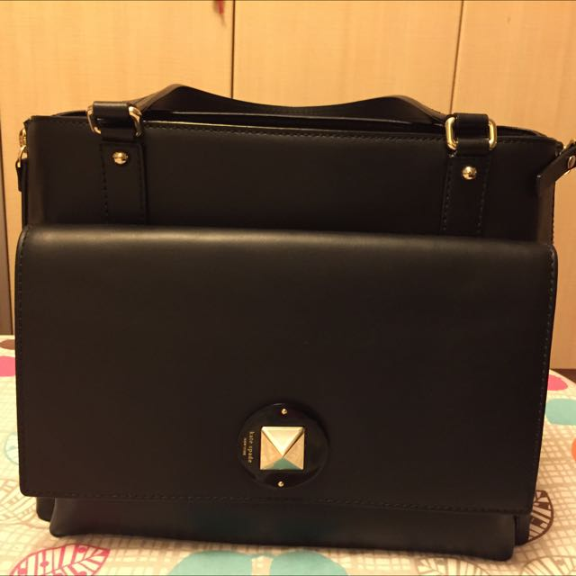 Kate Spade Bag/VARICK STREET HAIRCALF AUSTIN