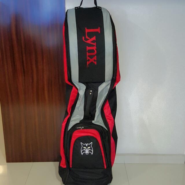 a7606f08a79 Lynx Golf Travel Bag