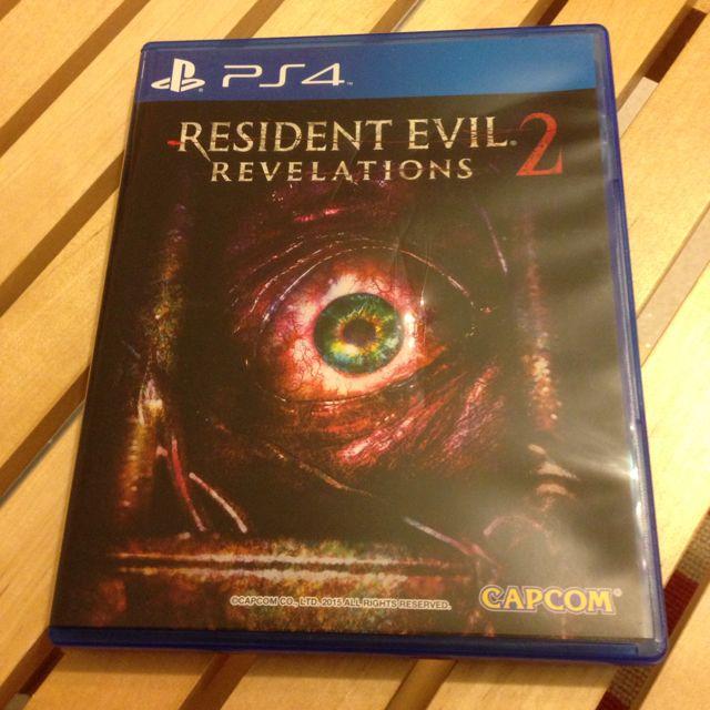 PS4惡靈古堡2啟示