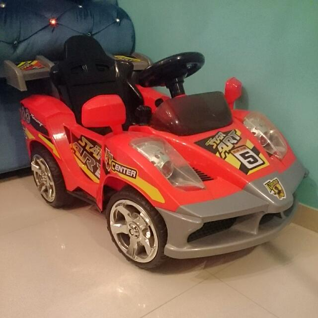 Remote Control Toy Racing Car Toys Games On Carousell