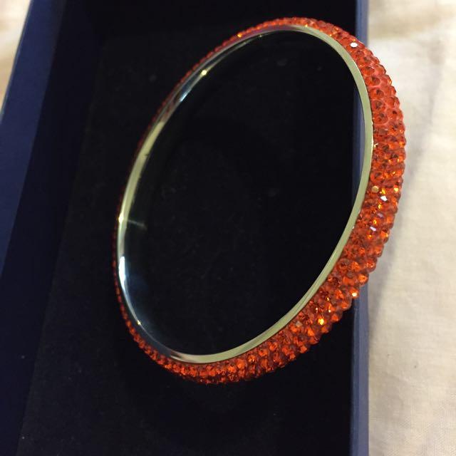 Swarovski Bangle And Ring