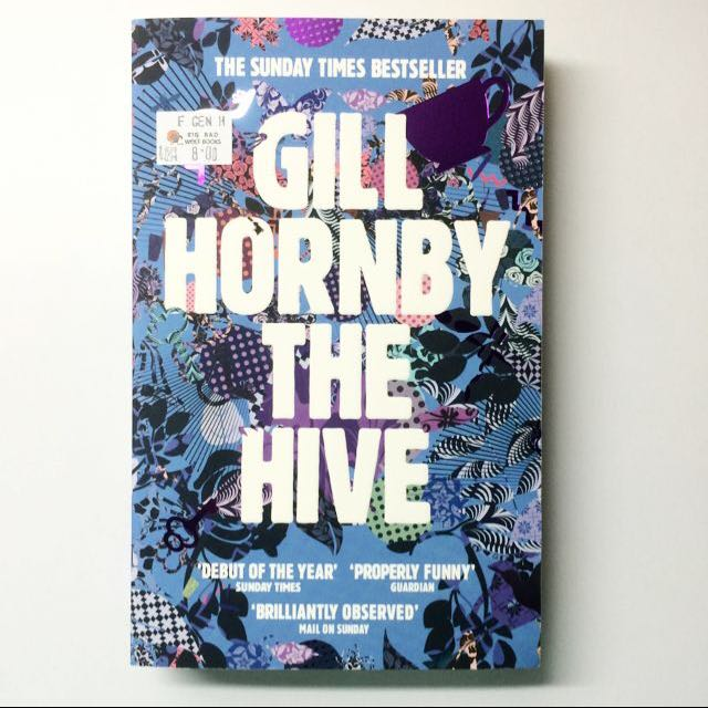The Hive by Gill Hornby