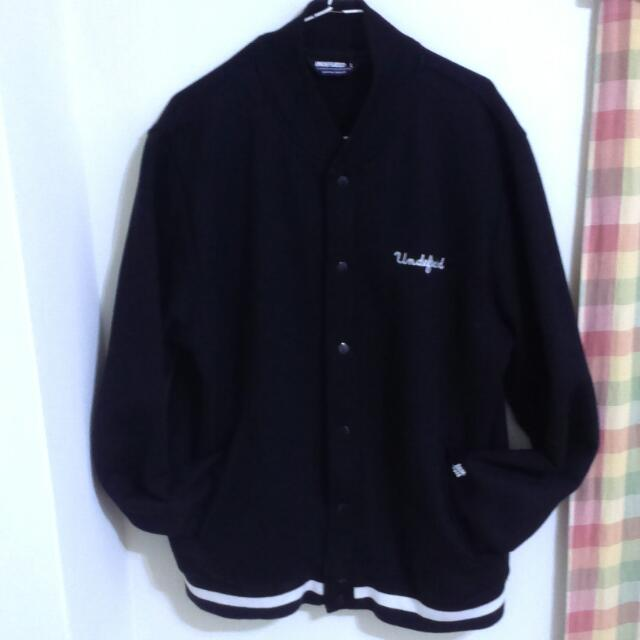 undefeated  棒球外套