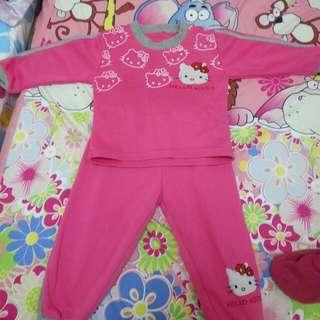 女童套裝 7號