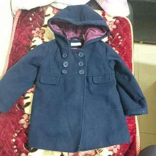 法國EDEIS 大衣80公分