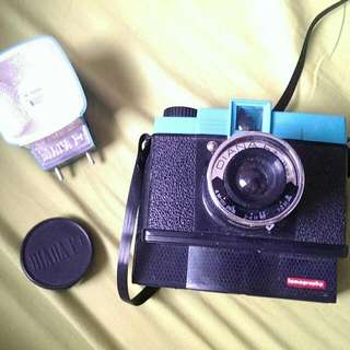 Diana F+ Instant Back