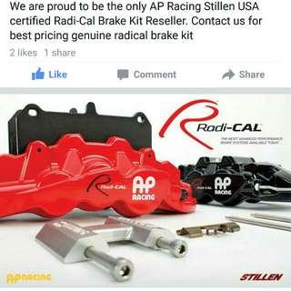 Ap Racing Braking System