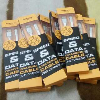Pn-303 Pineng Speed & Data Charging Cable
