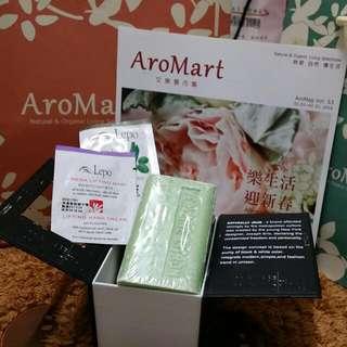 Aromart瑪香工坊*檸檬馬鞭草馬賽皂