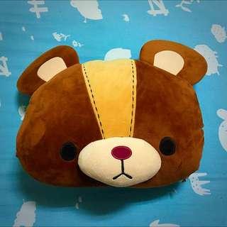 發條熊 暖手枕