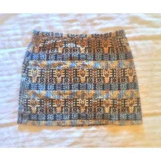 Pattern Skirt - Size 10