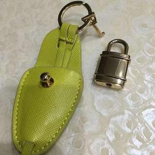 鎖頭鑰匙圈含運