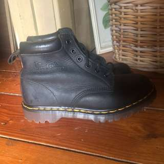 Doc Martens Size 8 Matte Black