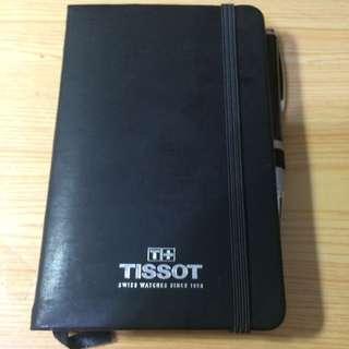 Tissot Notebook