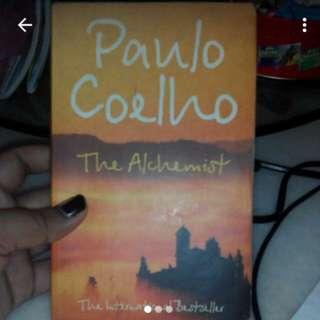 [RESERVED] The Alchemist; Paulo Coelho
