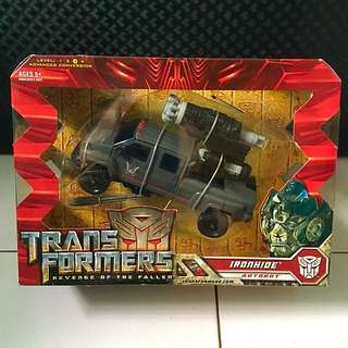 PROMO: Transformers ROTF Voyager Class (Ironhide)