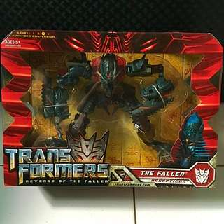 Transformers ROTF Voyager Class - The Fallen
