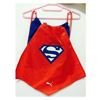 Puma Superman 超人 素口袋 後背包