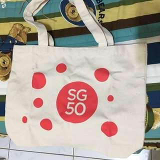 SG50 布包