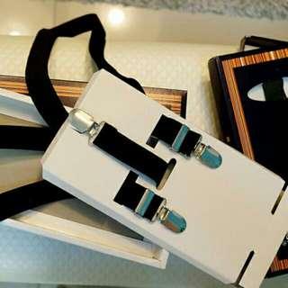 Black Suspenders for Men (1 piece)