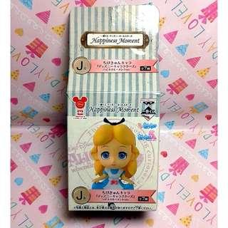 正版 附盒 迪士尼 愛麗絲 一番賞 J賞 公仔