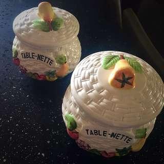 Antique Cookie Jar