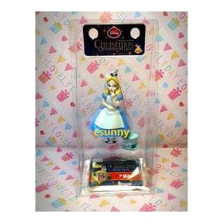 2015 迪士尼 聖誕 一番賞 愛麗絲夢遊仙境 Alice