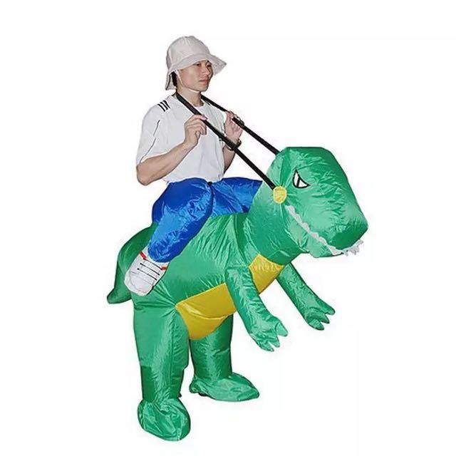 充氣恐龍服派對用尾牙表演
