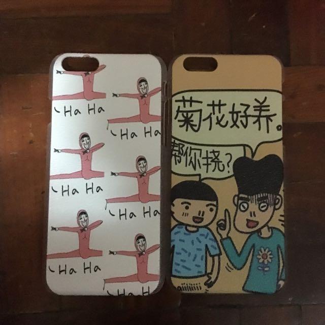 香港帶回 l Phone 6 6s 手機殼