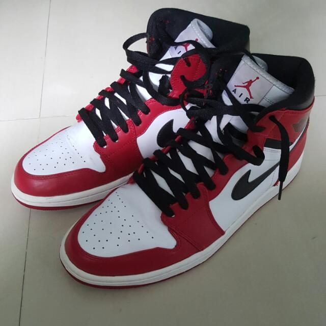 f1d918a03278 Air Jordan 1 Chicago
