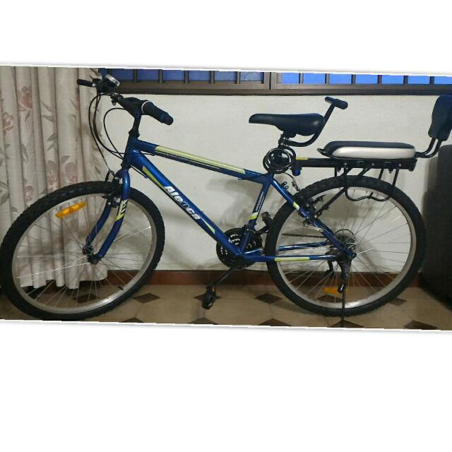 Bicycle -  Rarely Used, Recently Bought
