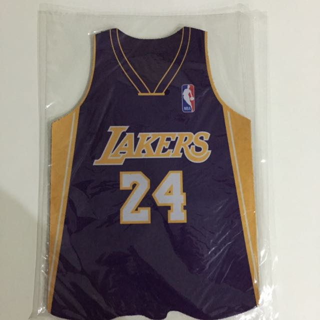 Brand New (Away Jersey) LA Lakers Kobe Bryant no.24 Computer laptop ... 2fad1ef58237