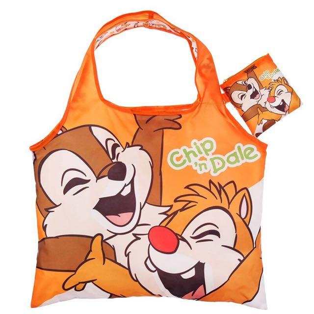 Coco馬日本代購~日本迪士尼商店 正版 小美人魚 小比目魚 艾莉兒 手提袋 購物袋 可收納 掛飾