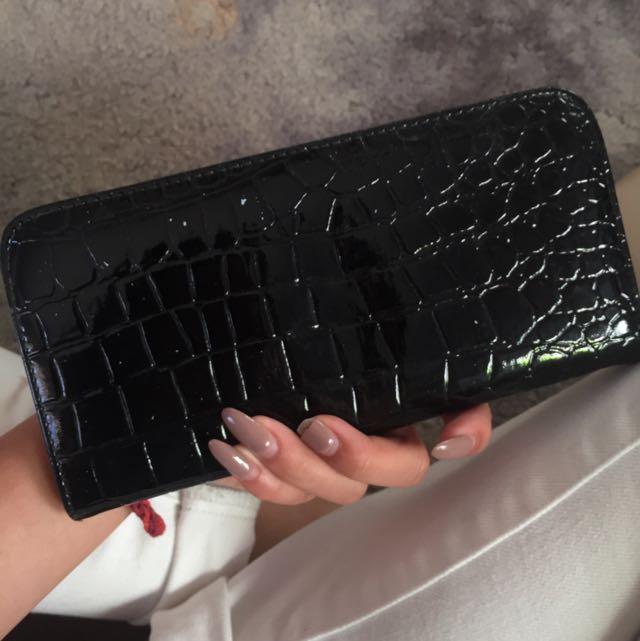Colette Black Wallet