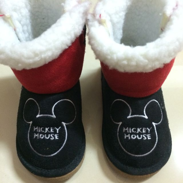 Disney 靴子