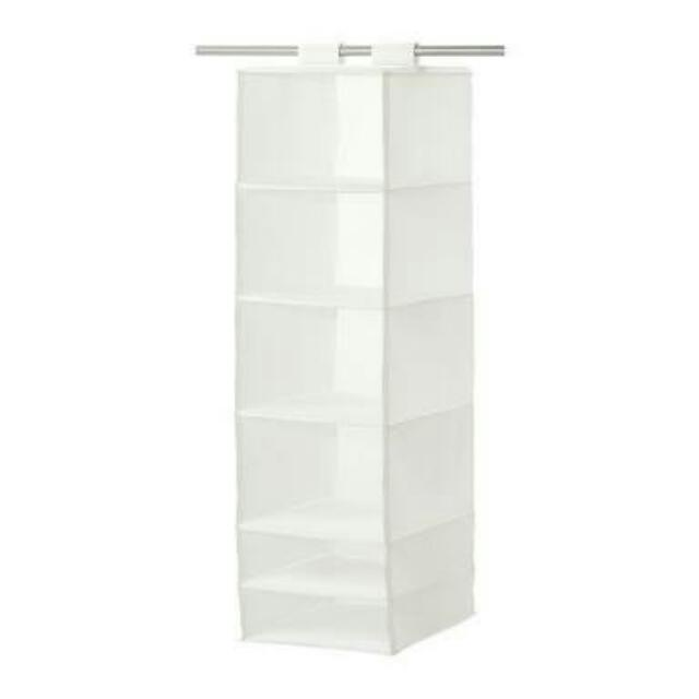 IKEA Skubb Closet Organiser