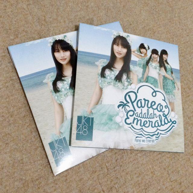 JKT48 - Pareo Adalah Emerald