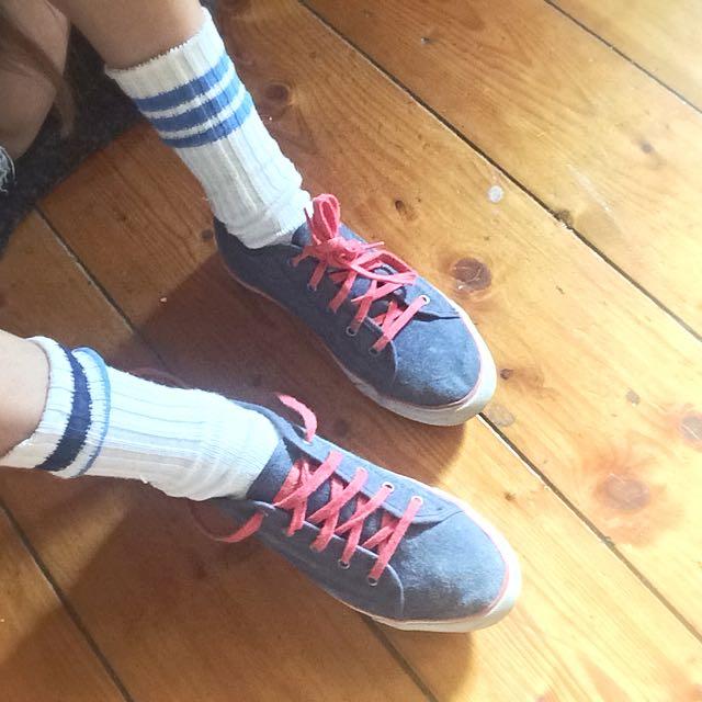 Kathmandu Denim Skate Shoes