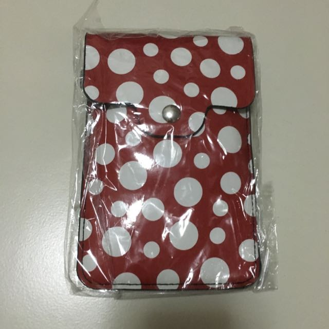 Polka Dot Pouch (new)