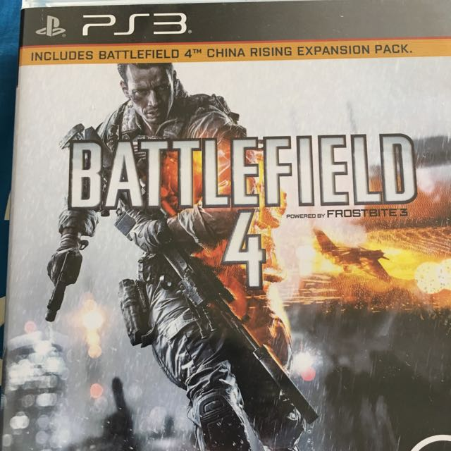 WTS: Battlefield 4 For PS3