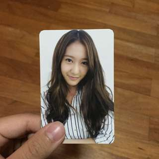 Official fx krystal & snsd sunny pc