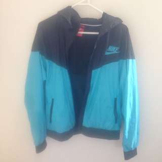 Nike Wind-Runner Jacket (Blue/Black)