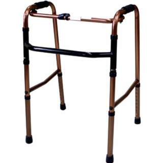 Almost NEW BION ADVANCE BRAND Foldable Walking Frame (fixed not reciprocal)