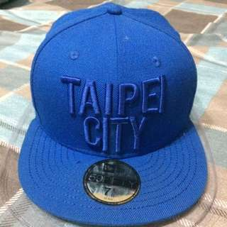 REMIX X NEW ERA Taipei City 棒球帽 藍色