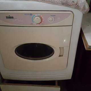 聲寶 乾衣機