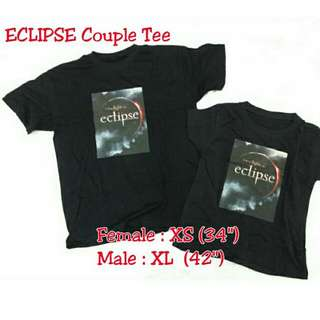 ECLIPSE Couple Tee